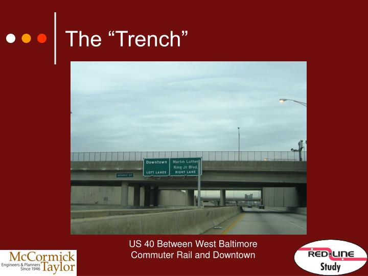 """The """"Trench"""""""
