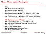 tlas three letter acronyms