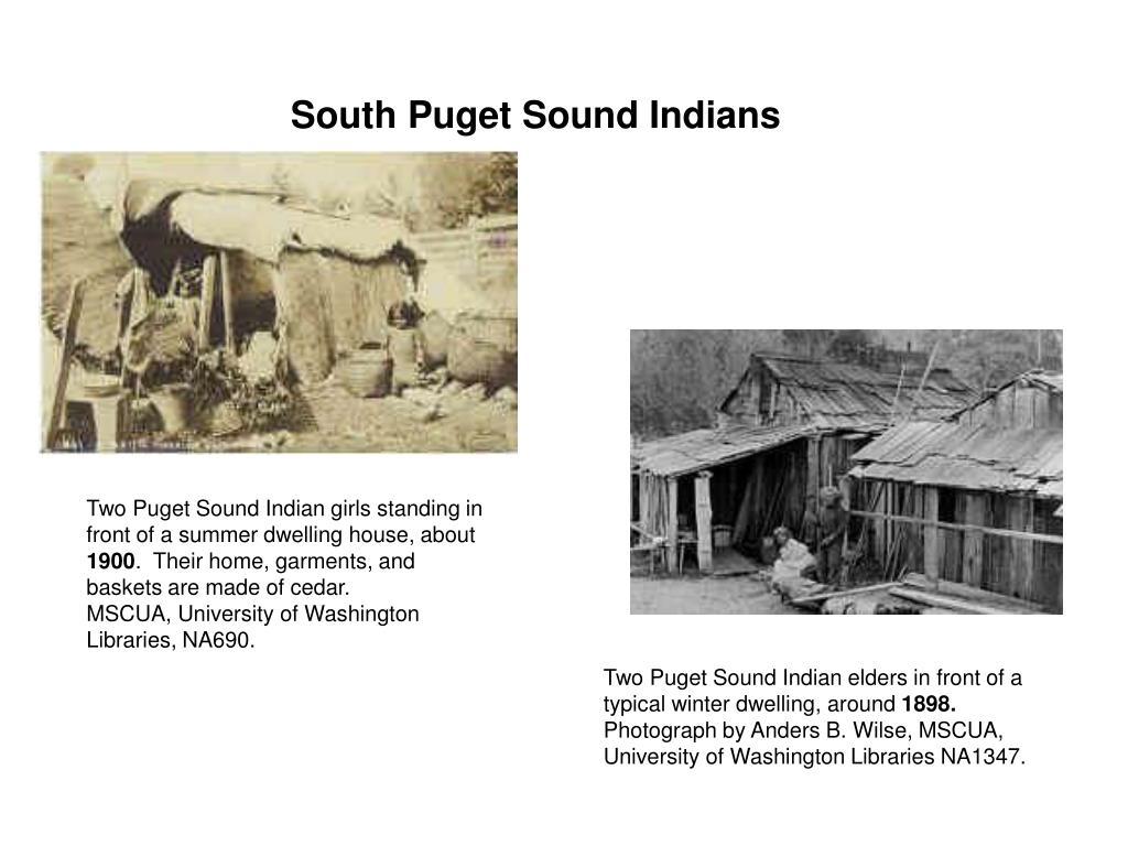 South Puget Sound Indians