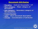 document attributes
