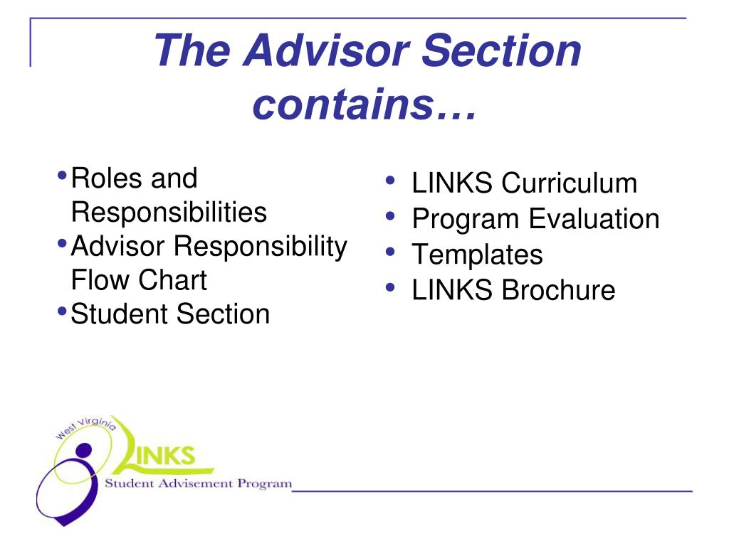 LINKS Curriculum