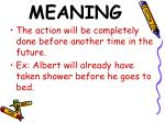 meaning46