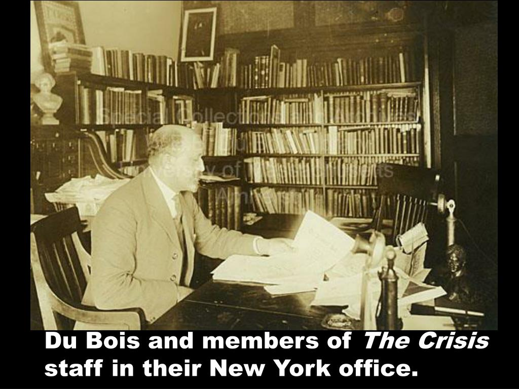Du Bois and members of