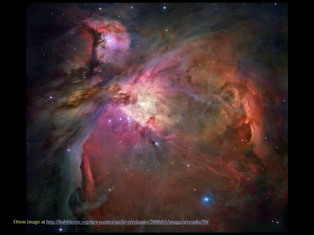 Orion image at