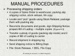manual procedures3