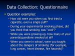 data collection questionnaire7