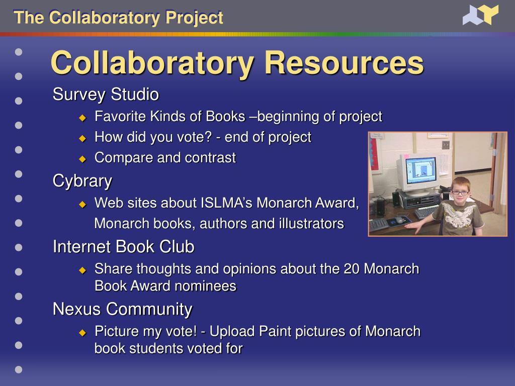 Collaboratory Resources