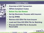 lesson 5 topics2