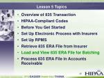 lesson 5 topics6