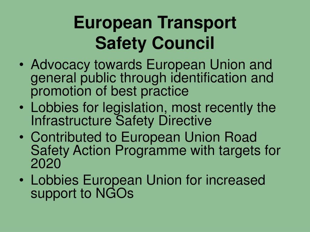 European Transport