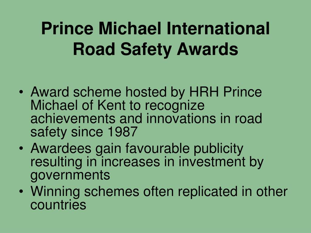 Prince Michael International