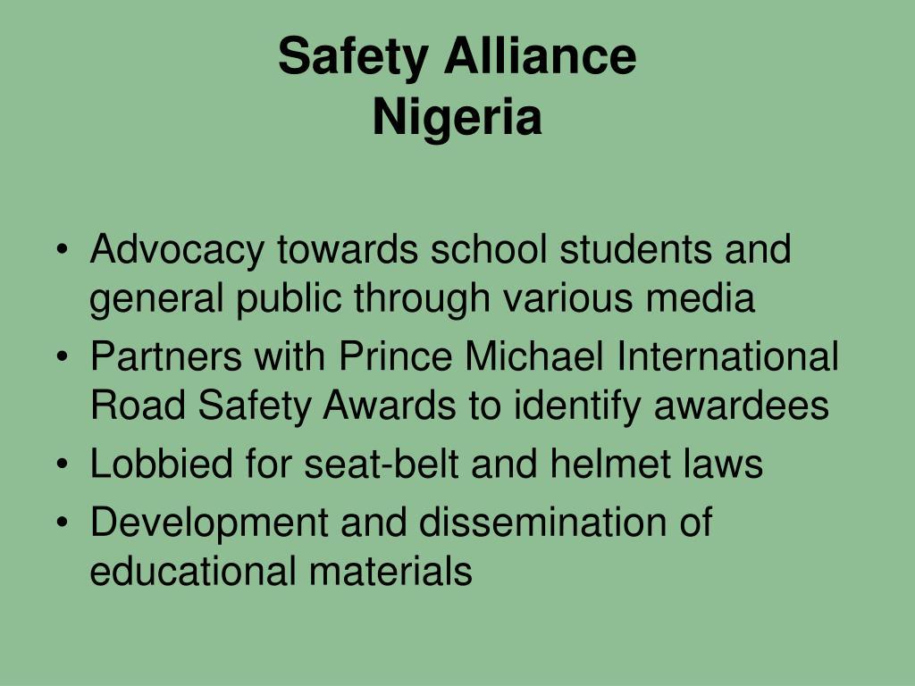 Safety Alliance