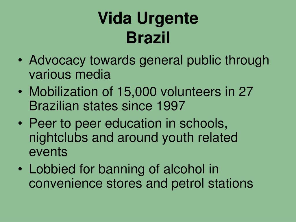 Vida Urgente
