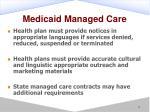 medicaid managed care33