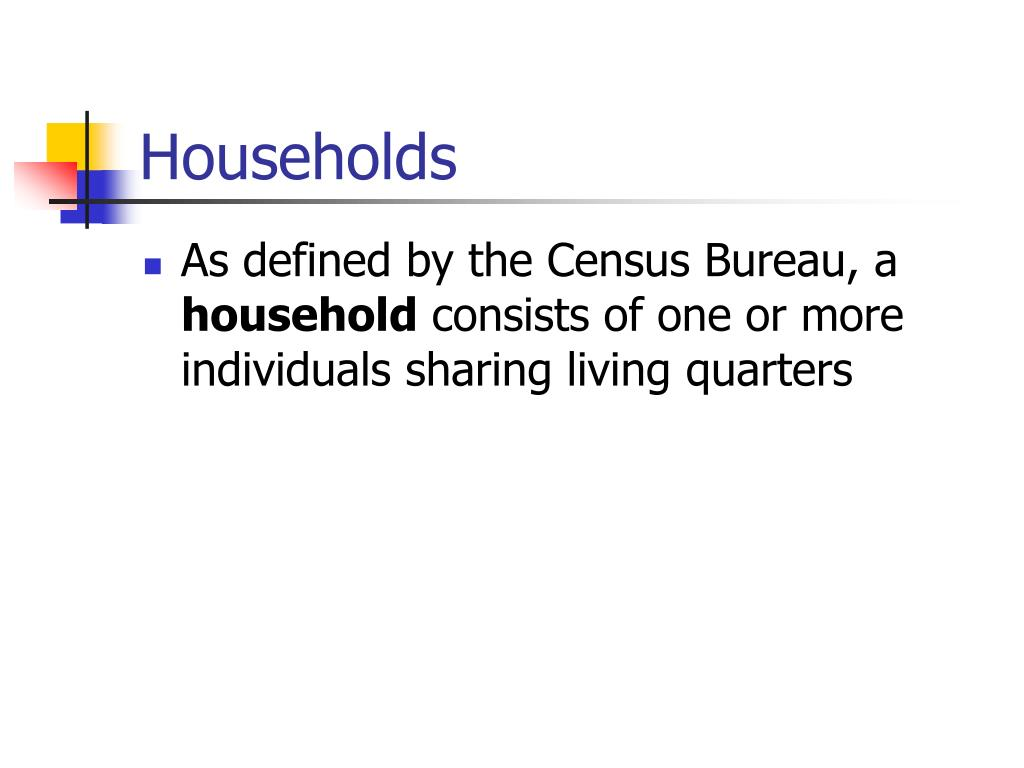 Households