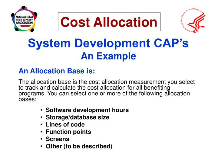System Development CAP's