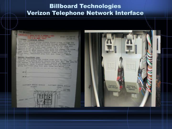 Billboard Technologies