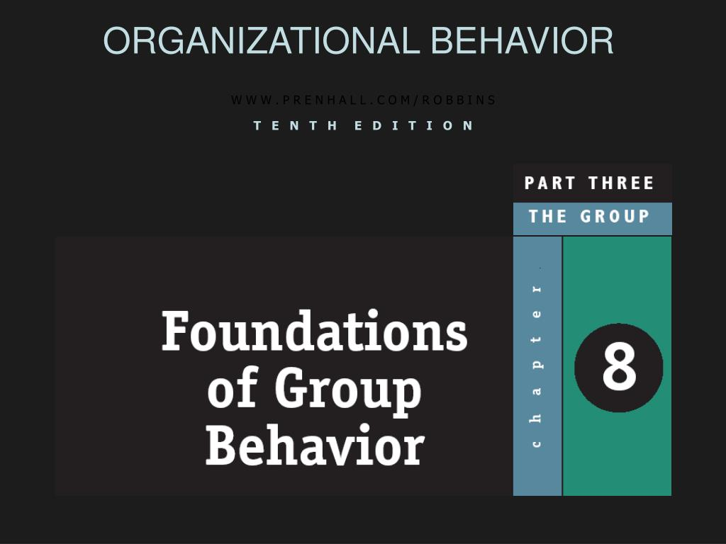 organizational behavior l.