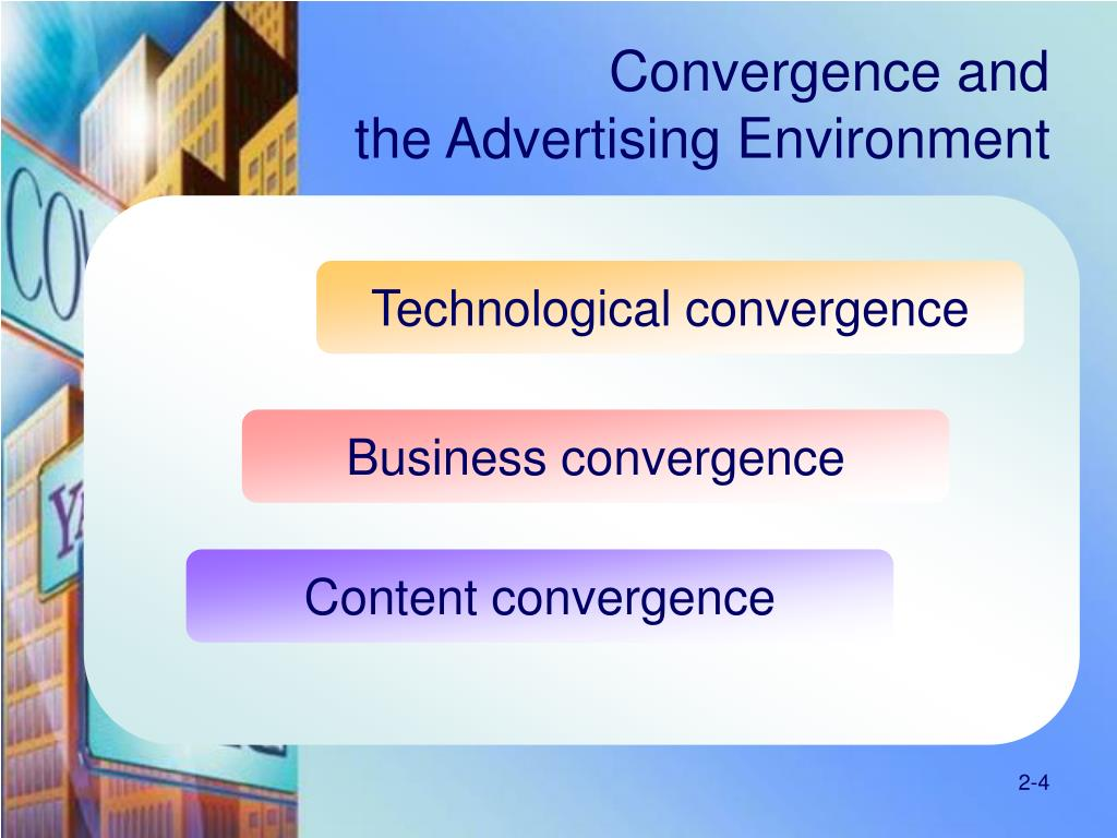 Convergence and