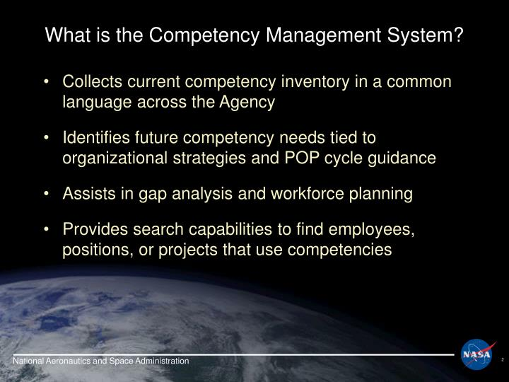 PPT - Agency Competency Management System (CMS) PowerPoint ...