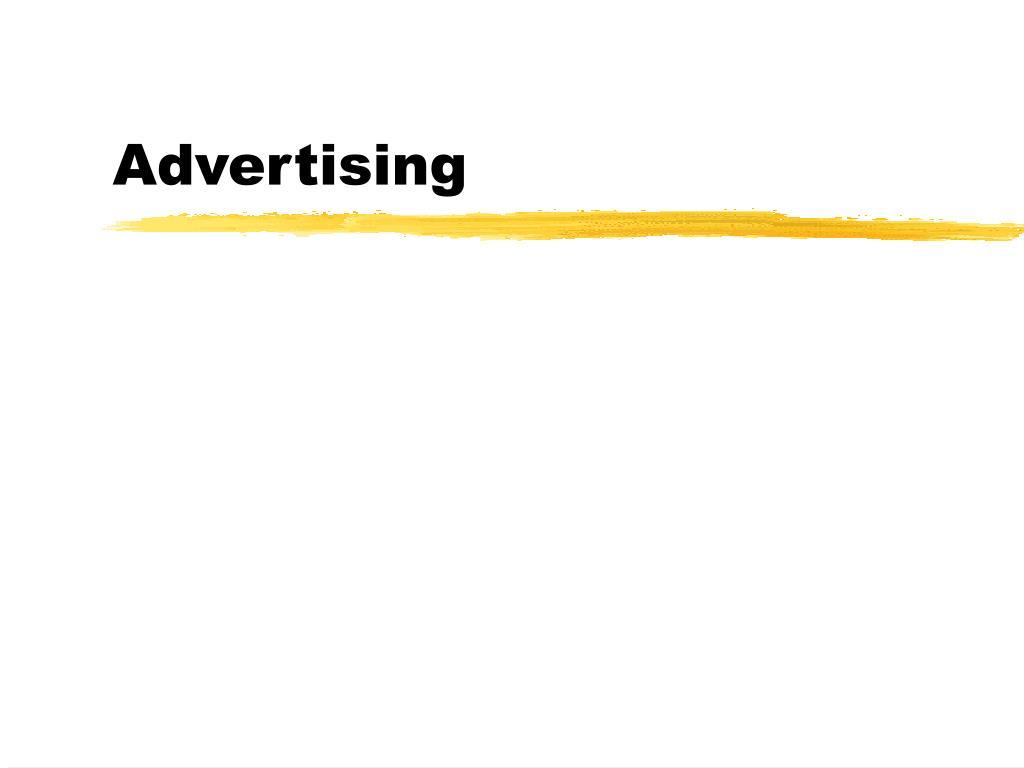advertising l.