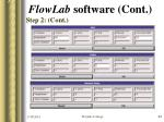 flowlab software cont23