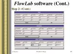 flowlab software cont24