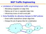 bgp traffic engineering14