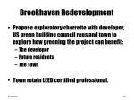 brookhaven redevelopment