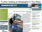 further reading at geography in the news15
