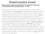 student practice answer16