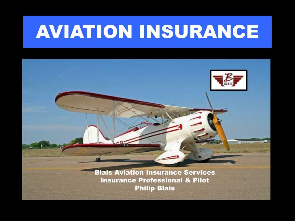 aviation insurance l.