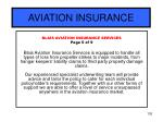 aviation insurance102