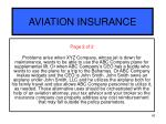 aviation insurance42