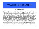 aviation insurance43
