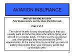 aviation insurance58