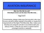 aviation insurance61