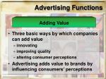 advertising functions14