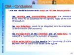 cna conclusions