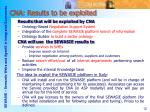 cna results to be exploited