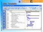 cna timetable