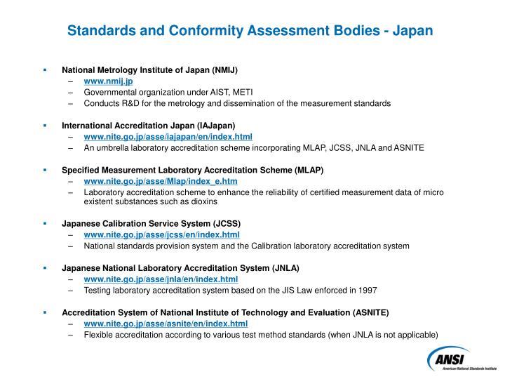 National Metrology Institute of Japan (NMIJ)