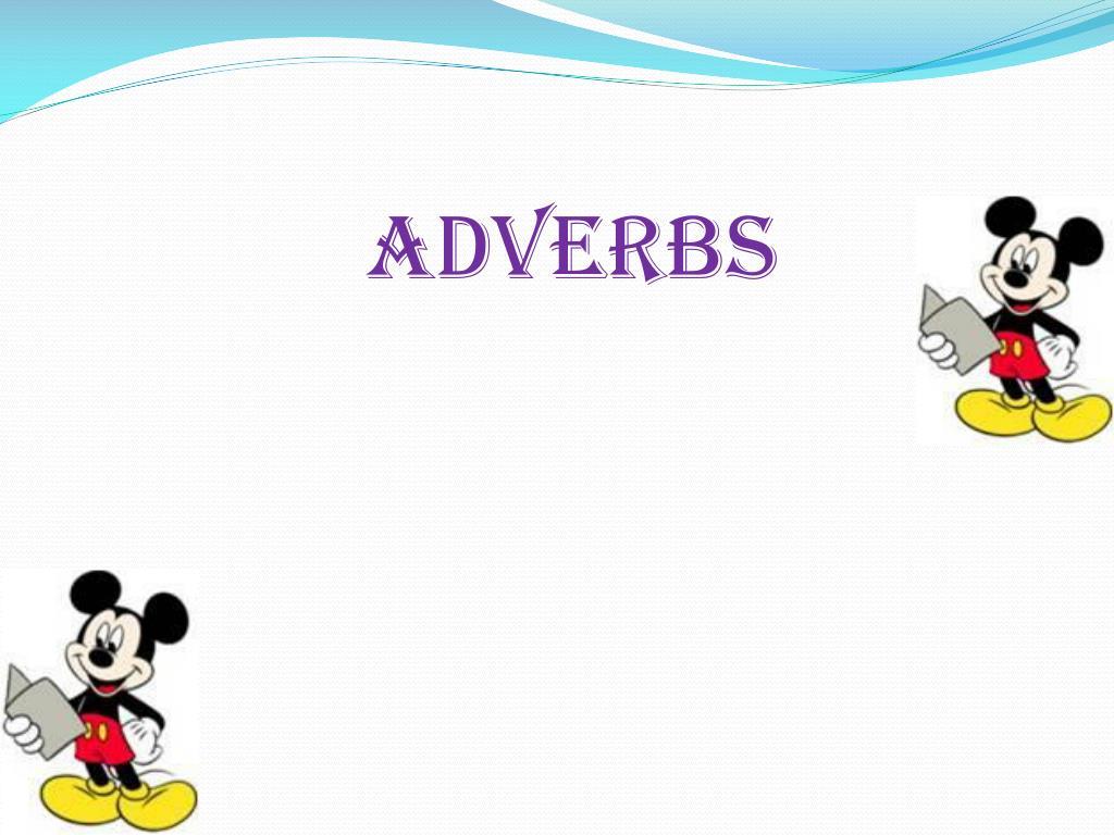 adverbs l.