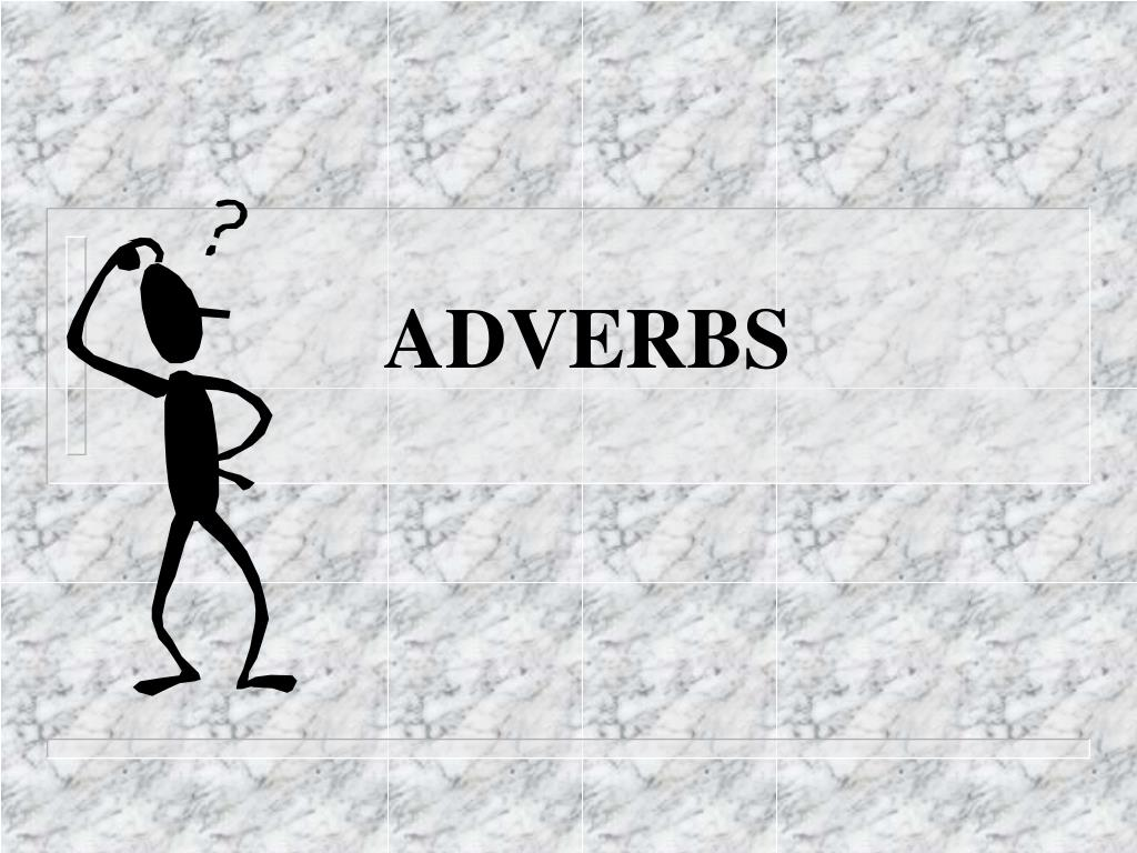 adverbs l.
