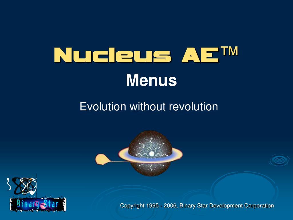 nucleus ae l.