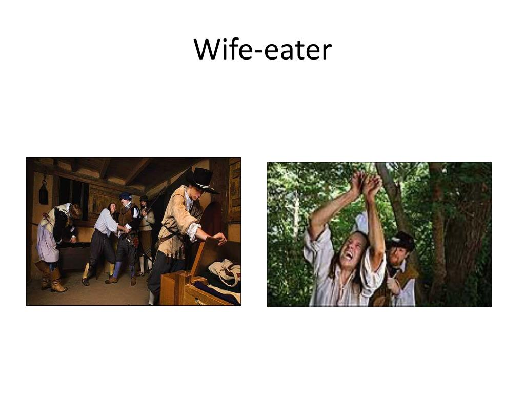 Wife-eater