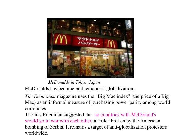 Emblem for globalization