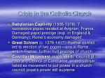 crisis in the catholic church4