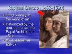 raphael sanzio 1483 1520