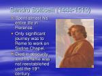 sandro botticelli 1444 1510